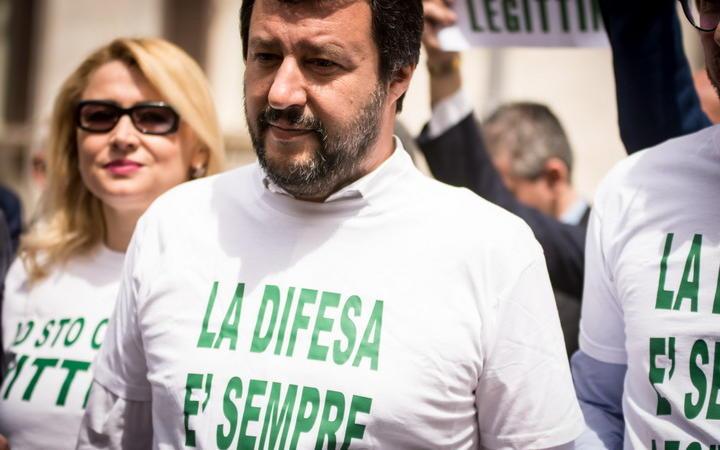 Salvini pulizia etnica