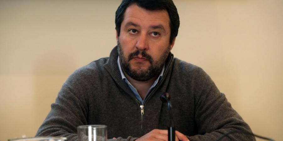 Report Salvini
