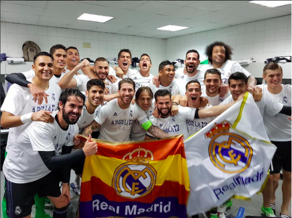 Che Real Madrid è il Real Madrid che è in finale
