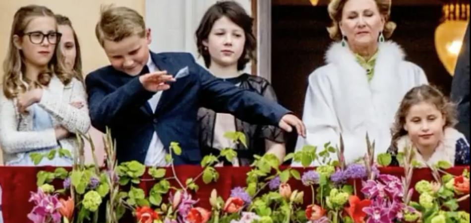 dab dance principe Norvegia
