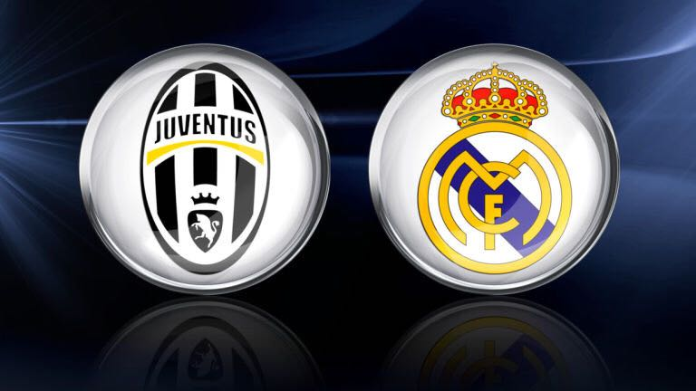 Champions League, dove vedere Juventus-Real Madrid in tv