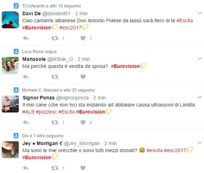 eurovision trash