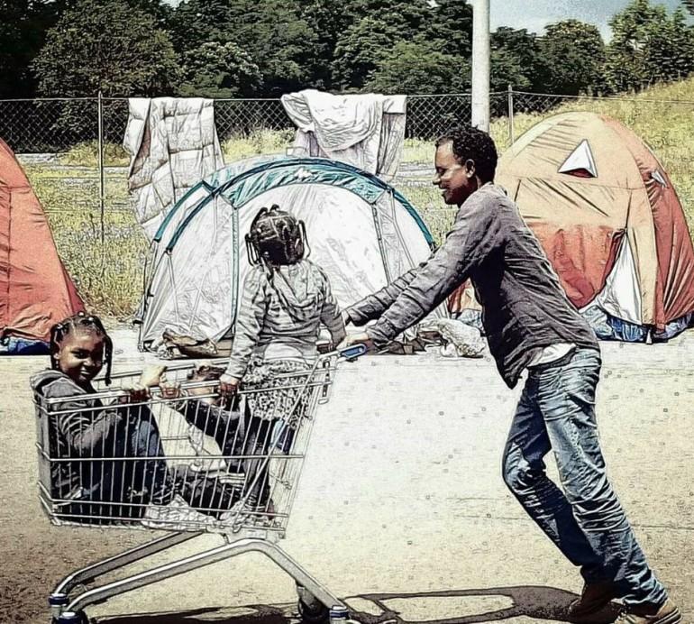 Migranti, ennesimo sgombero al Baobab. I volontari: