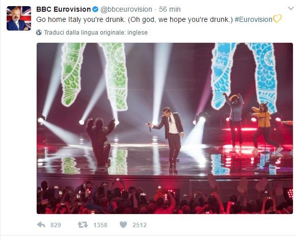 bbc eurovision