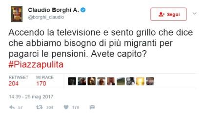 beppe grillo migranti