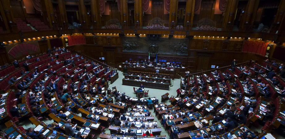 Cocaina Parlamento