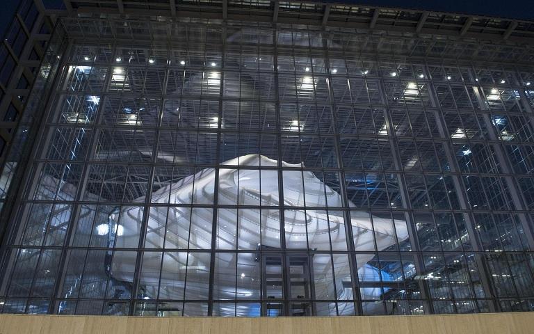 L'errore di costruzione della Nuvola di Fuksas