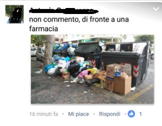 Raggi rifiuti