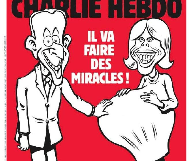 Macron all'Eliseo, lo accoglie Hollande