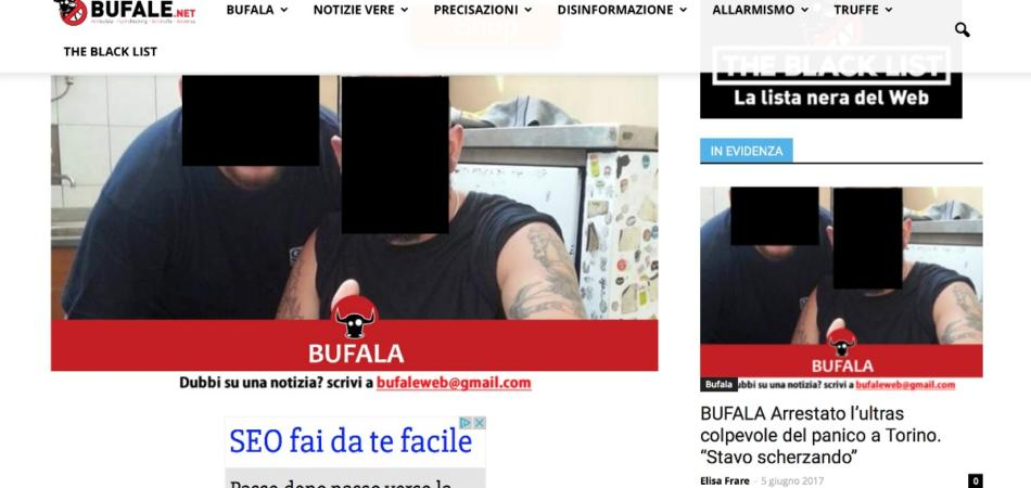 Bufala Torino