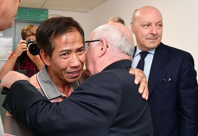Torino, il piccolo Kelvin uscito dal coma.