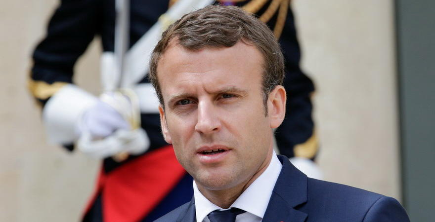 Macron elezioni