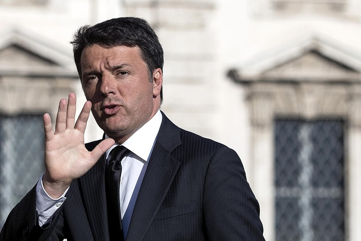 Renzi massoneria