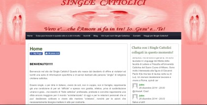 Singlecattolici