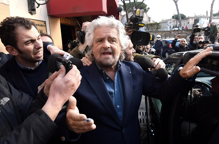 Beppe Grillo Ius Soli