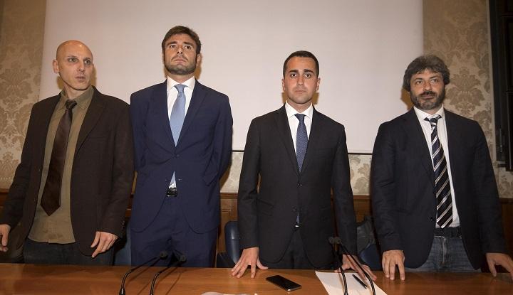 M5S, il sosia di Beppe Grillo conquista la Sala Rossa