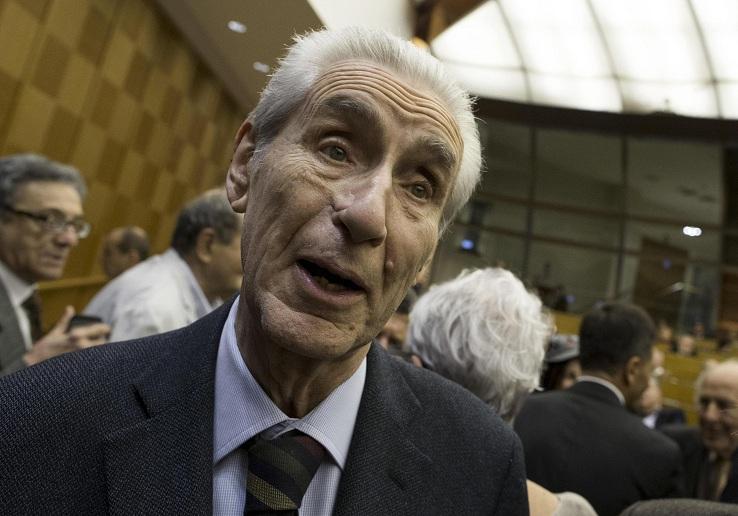 Rodotà: Mattarella rende omaggio a camera ardente