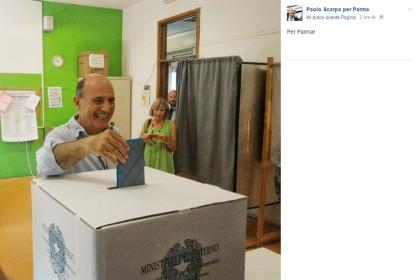 risultati elezioni comunali parma
