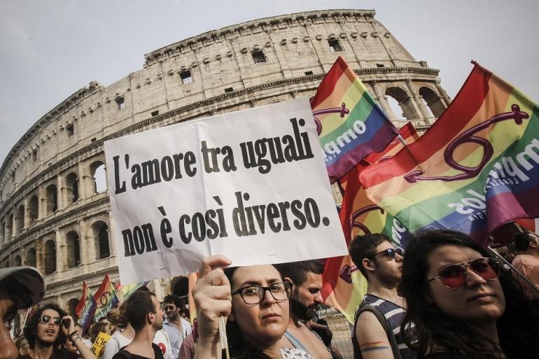 Gay Pride Roma 2017: programma e orari del corteo