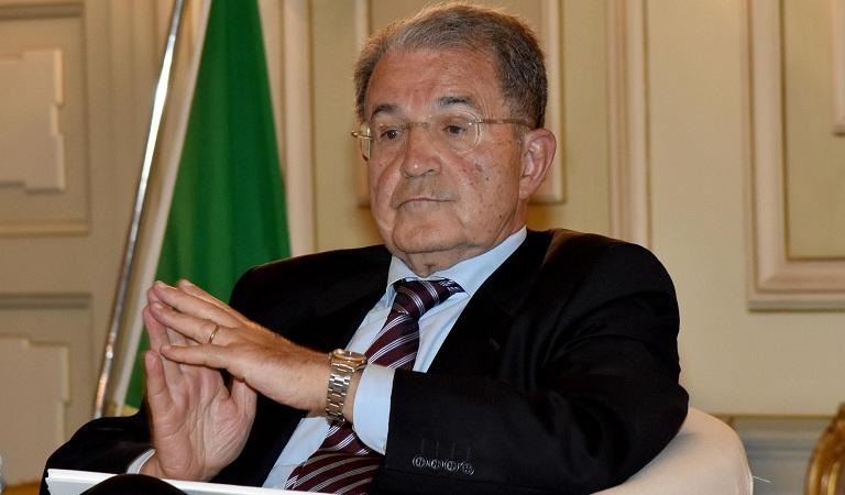 furto Romano Prodi