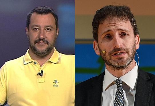 Salvini dice che non ha mai incontrato Di Maio o Casaleggio