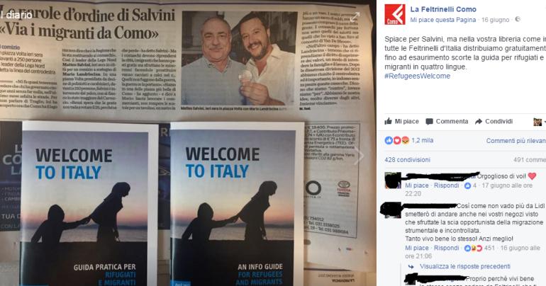 Salvini Feltrinelli