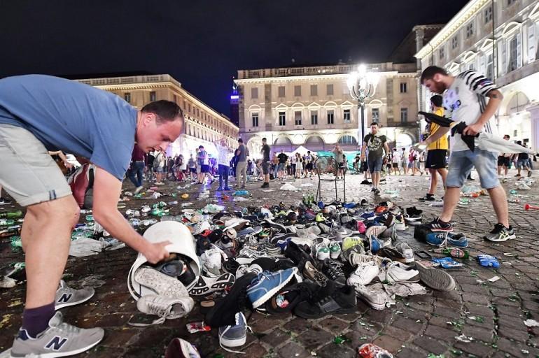 Lo scherzo di un imbecille alla base del caos a Torino
