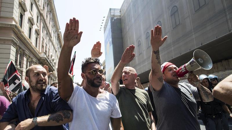 Apologia fascismo