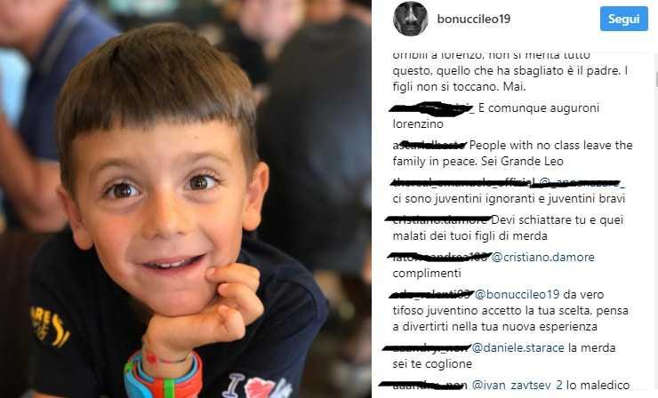 Insulti Bonucci