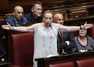 Giorgia Meloni Facebook
