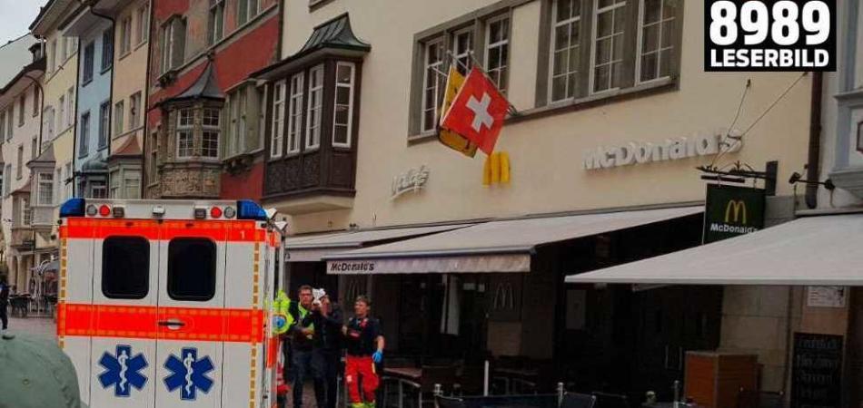 svizzera mcdonalds