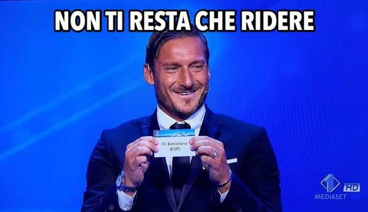 Francesco Totti dice Benfiga