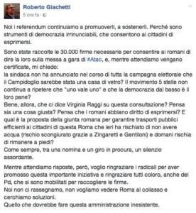 """""""Mobilitiamo Roma"""""""