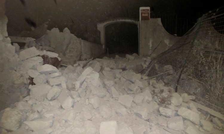 Terremoto Ischia Francesco Peduto