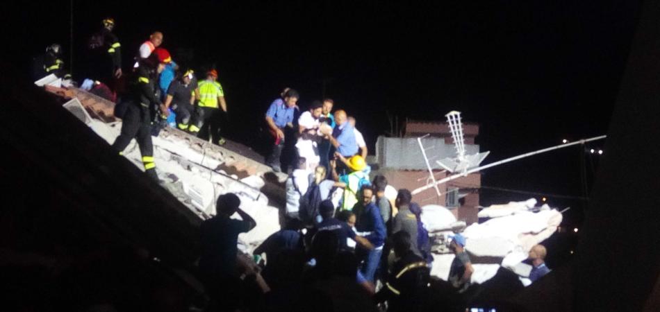 Terremoto Ischia recuperati bambini