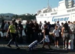 Terremoto Ischia turisti