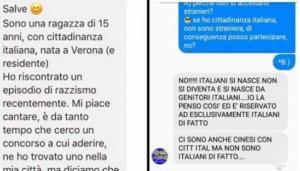 italiana di origini africane