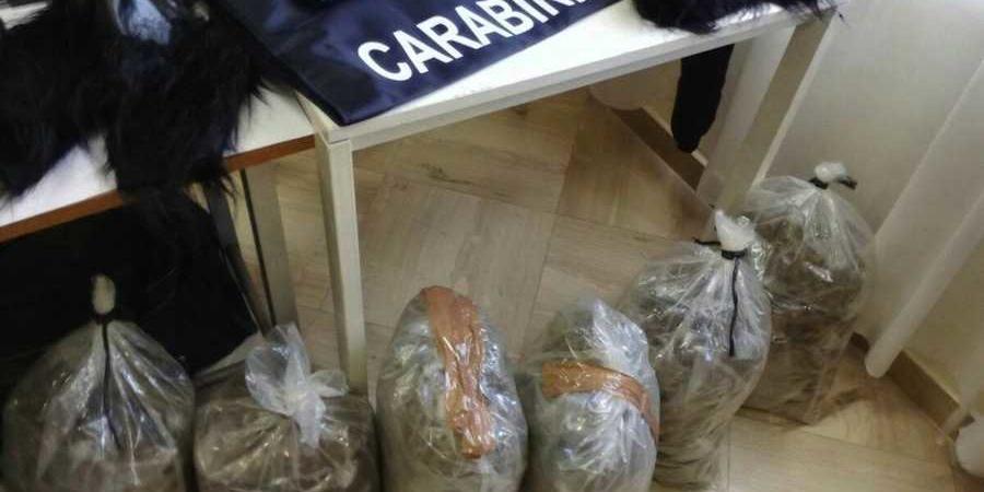 droga in Italia
