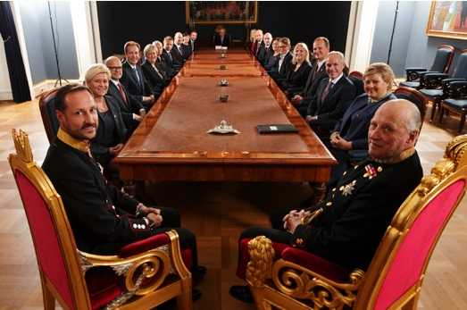 Elezioni Norvegia 2017