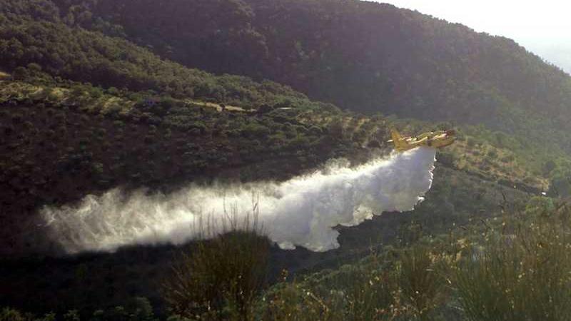 incendi Lazio