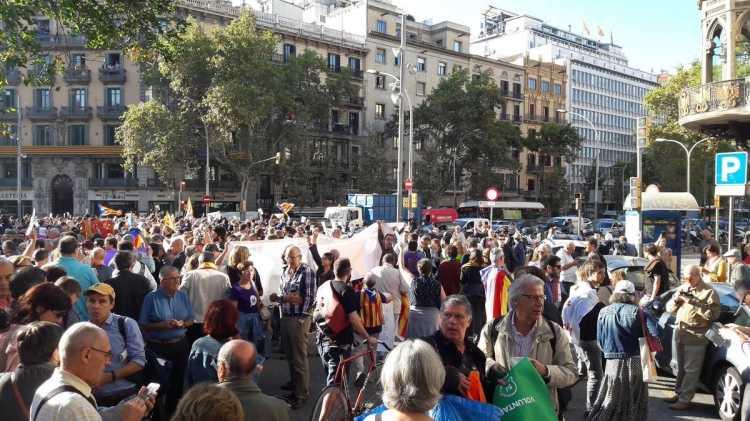 Caos Catalogna