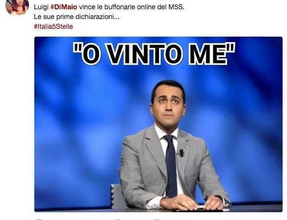 Di Maio candidato premier