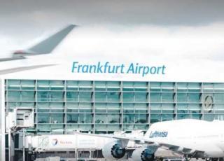 aeroporto di Francoforte sul Meno