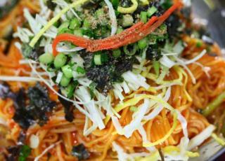 cucina tradizionale coreana