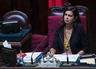 Laura Boldrini campagna elettorale