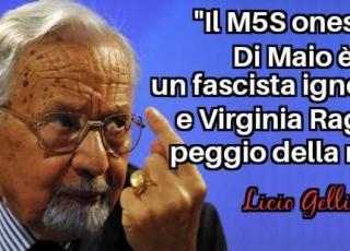 bufala Licio Gelli
