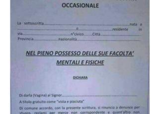 Filippo Facci scopata occasionale
