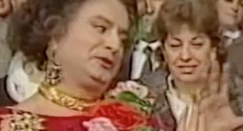 Maurizio Ferrini signora Coriandoli