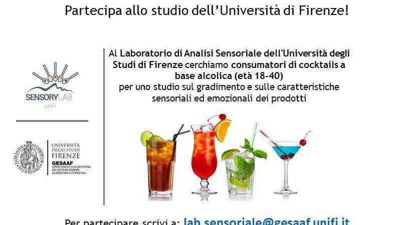 assaggiatori cocktail