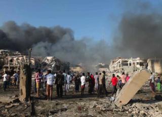 attentati di Mogadiscio